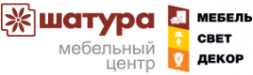 Логотип компании Шатура